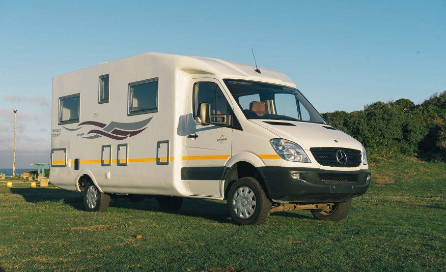 Mercedes-Benz Sprinter: Spritz 1.0