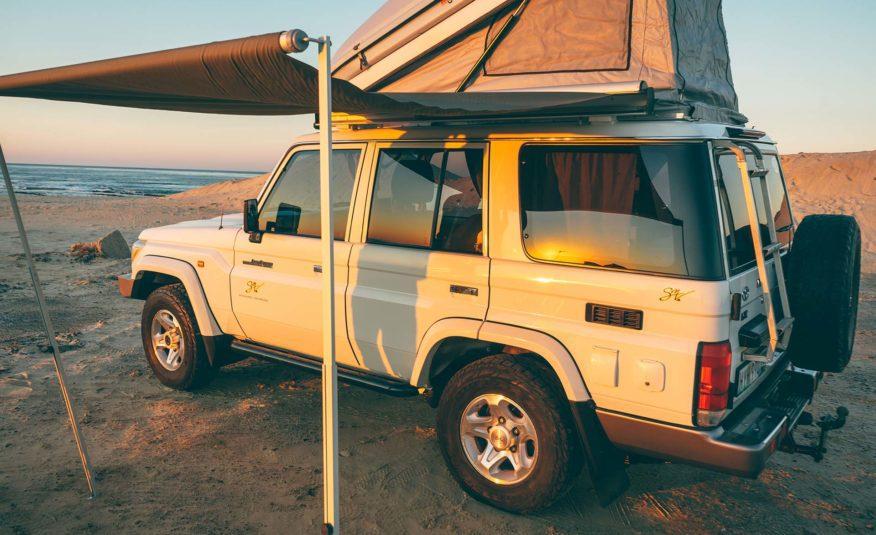 Toyota LandCruiser: Surf Mobile