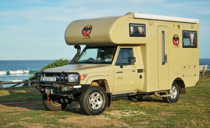 Toyota LandCruiser: Rhino 101