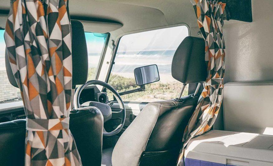 Toyota LandCruiser: Sim