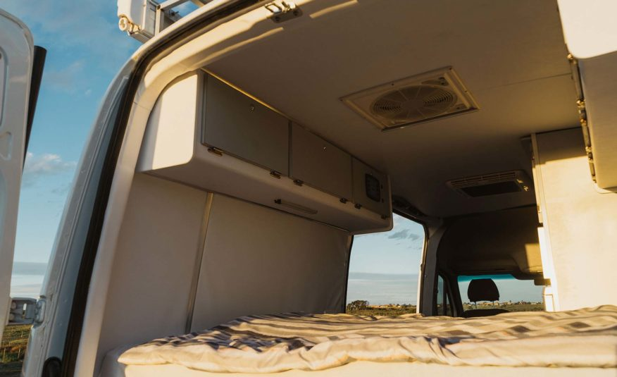 Mercedes-Benz Sprinter: Overview 360°